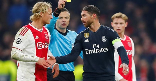 Dolberg admits: Went after the quarantine for the Real star