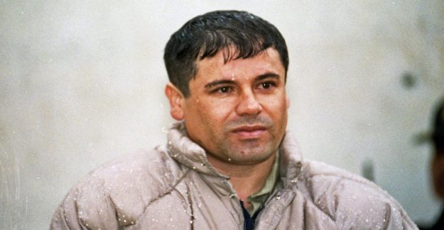 El Chapo convicted on all counts