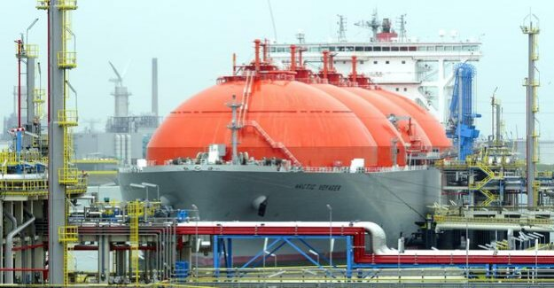 Energy : Germany wants more of Liquid Gas from the USA
