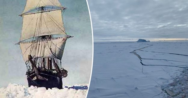 Expedition locates Antarctic wreck of the legendary ship: We are the first people who come here more than 100 years