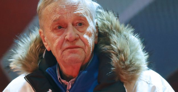 FIS president shock: Will have the OLYMPICS to dictatorships
