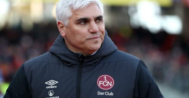 Football League : sports managing Director Andreas Bornemann in Nürnberg dismissed