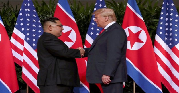 For Trump wants the Nobel peace prize