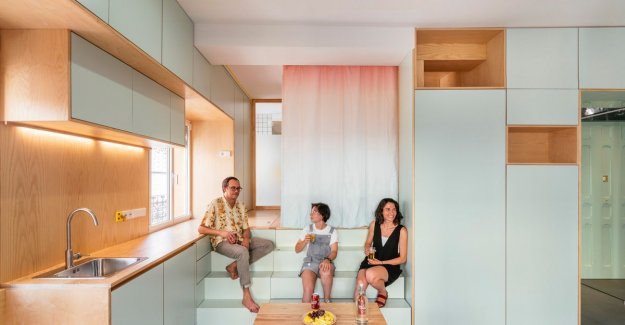 Grand ideas for small houses. How to get the most out of a limited area gets
