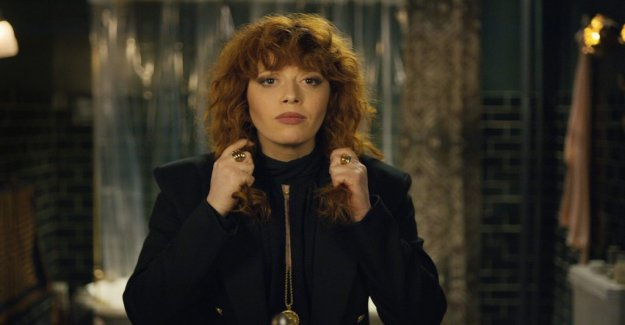 Hanna Fahl: the Russian doll makes me wish that time is not going straight forward the whole damn time