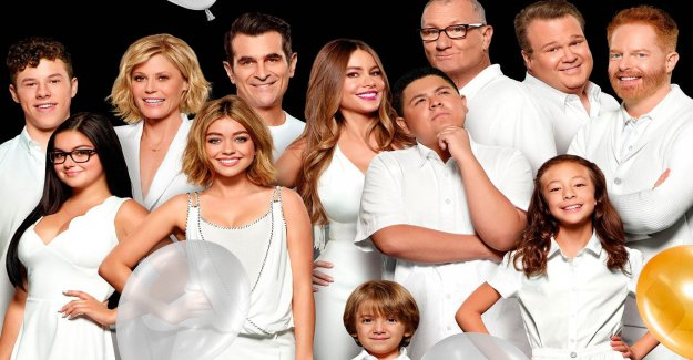 Hit series Modern family is put down
