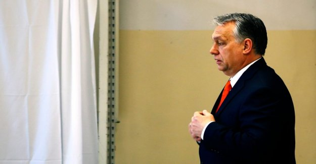 Hungary is singled out for the lack of democracy in the