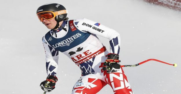 Incomprehensible boob alpine skiing world cup - the whole team was rejected.