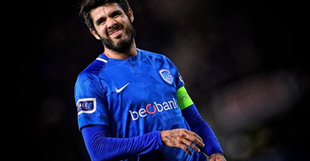 It is no more well between Genk and Pozuelo: Spaniard is threatening breach of contract