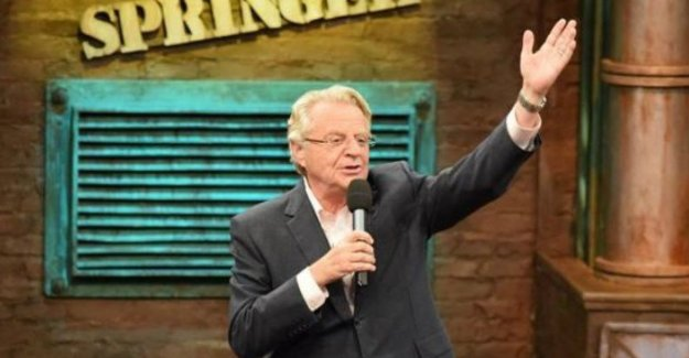 Jerry Springer blows out 75 candles: these 5 hilarious moments are memorable in his career
