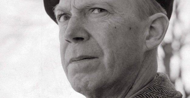 Jesper Högström write the biography of Gunnar Ekelöf