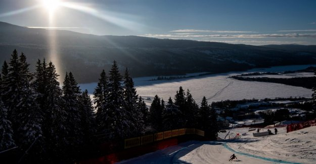 Johan Esk: Åre and Stockholm is a good OS-combination – world CUP will be a qualifier