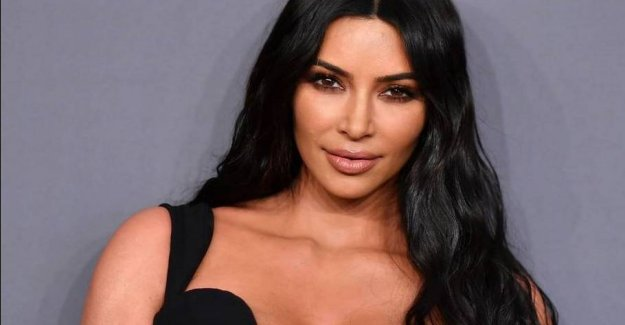 Kim Kardashian share brutally honest picture