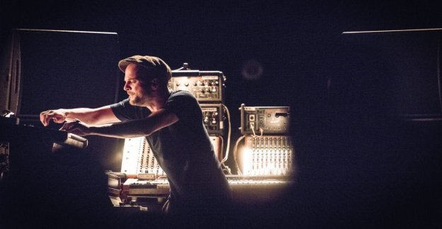 Konsertrecension: It is at the piano, Nils Frahm belong