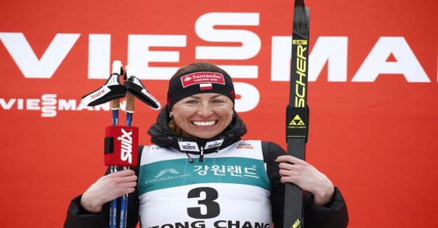 Left the surprise: ski legend Justyna Kowalczyk, 36, makes a comeback in the MM-hiihdoissa!