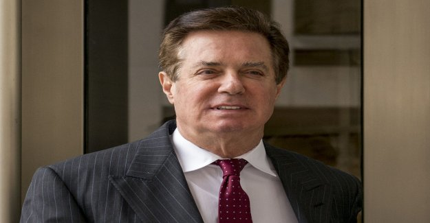 Manafort can get a longer sentence than expected