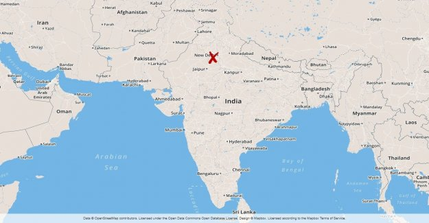 Many dead in indian hotellbrand