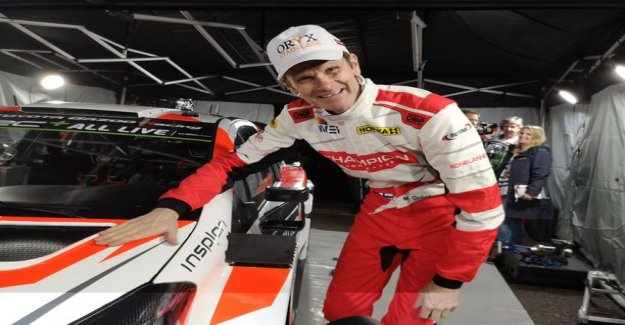 Marcus Grönholm will return today's rally- the organizers of the pair were old enemies with: Loeb put kiusalla, satan