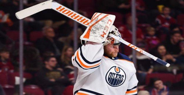 NHL-goat knocked Mikko Koskinen ridiculous million deal - the Finnish name produces some unexpected difficulties: Koivunen... Koskinen