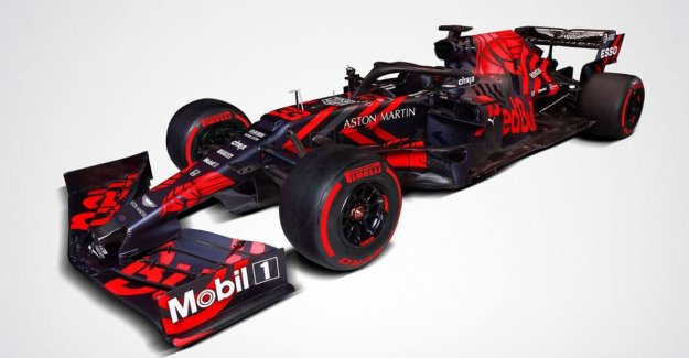 New Honda engine is the big unknown for Verstappen in Red Bull, a racing car for the test days will get special colors
