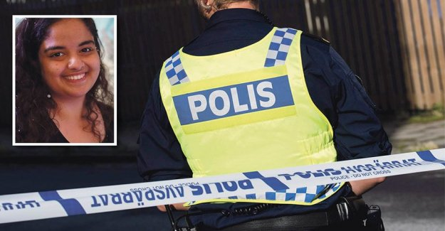 No, the police in Sweden is not your enemy