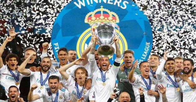 Now comes the big Champions League change