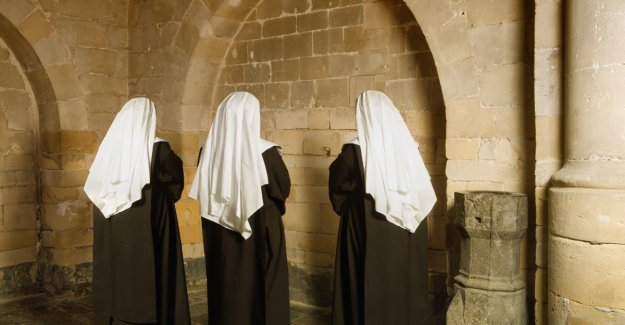 Nun faked his own death to drop the monastery