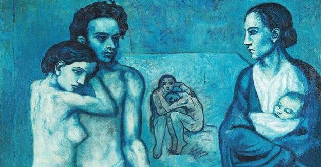 Picasso at the Fondation Beyeler : The young Titan