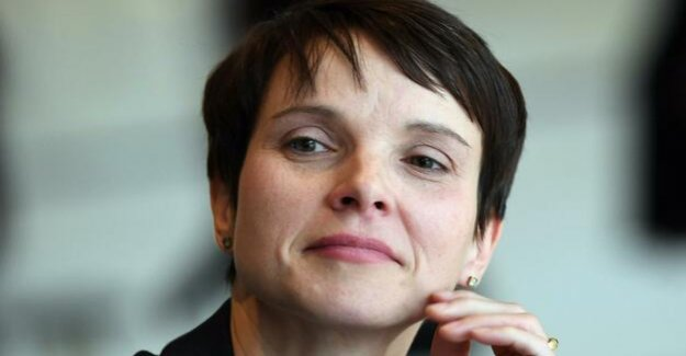 Previous AfD Boss : perjury trial of Frauke Petry: the court has doubt as to intent