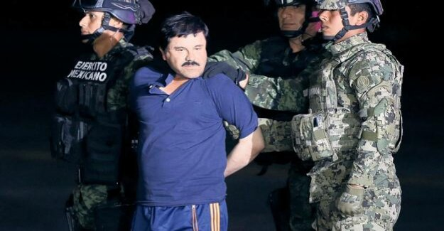 Process in the United States : New York Jury's drug boss El Chapo speaks of the guilty