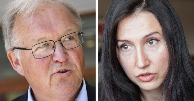 Received to go against what Göran Persson did
