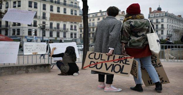 Secret French gentleman's club, harassed women