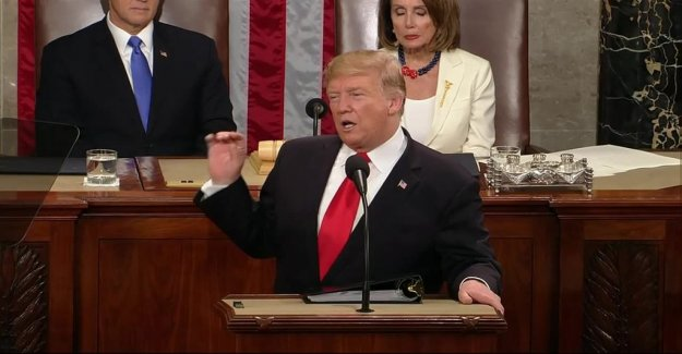 See all of Trump's speech to the nation