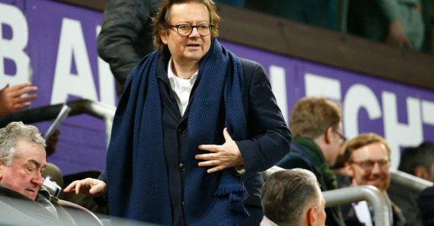 Sellers Anderlecht deny claim of Coucke, president speaks of lies