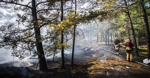 Skogsbrandsutredningen: Sweden is not sufficiently equipped