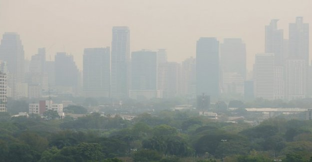 Smog sells out of air fresheners in Thailand