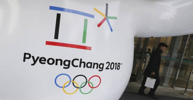 South korea and north Korea will hold the OLYMPICS together