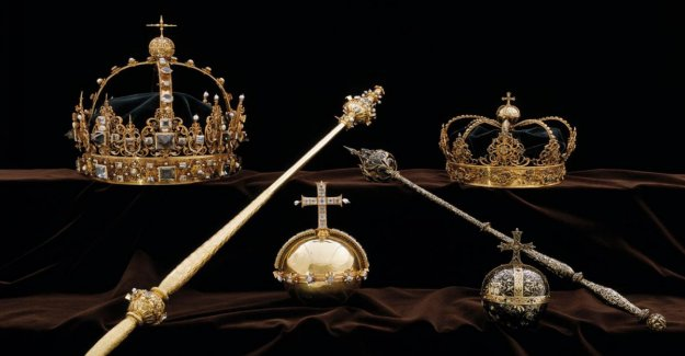 Stolen crown jewels resurfaced