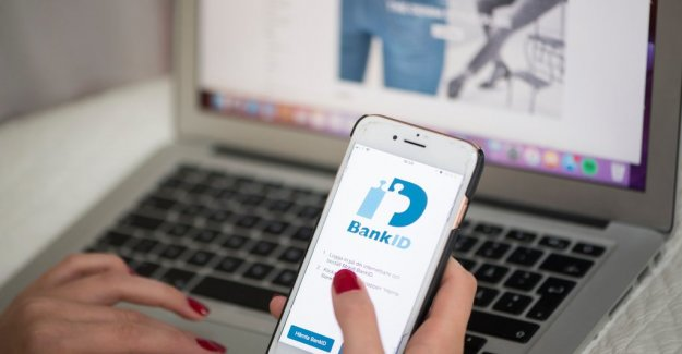 Substantial increase of notified bank fraud