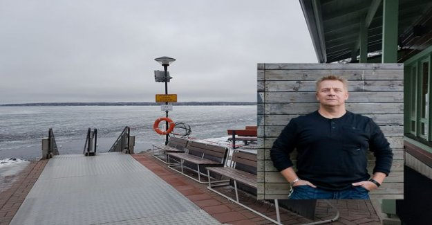 Such was Olli lindholm's last night: go to the Sauna alone standard place - sauna guy reveals: Planning a happy future