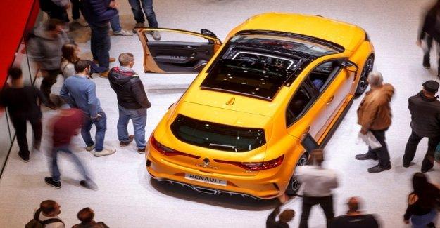 Swiss fault often for cars