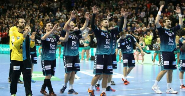 The EHF Cup in Handball : Füchse Berlin are planning a defensive bulwark at lake Balaton