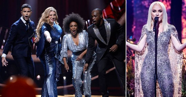 The eurovision song contest is losing viewers – so many people saw the premiere