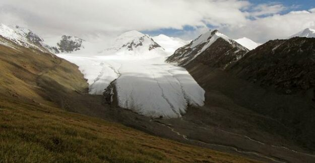 The future of the highlands : Less glacial ice than expected - now