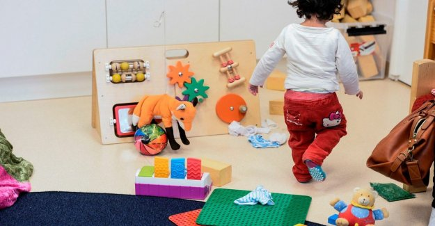 The pre-school can protect children against asthma and allergies