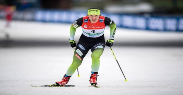 The young skier with huge muscles attract attention: Tell steel body backgrounds, amazing by comparison, Marit björgen was