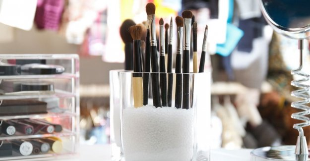 Tips of the opruimcoach: so you keep your beautyspullen neatly