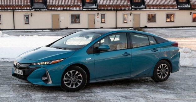Toyota Prius supersnål doldis with high bonus