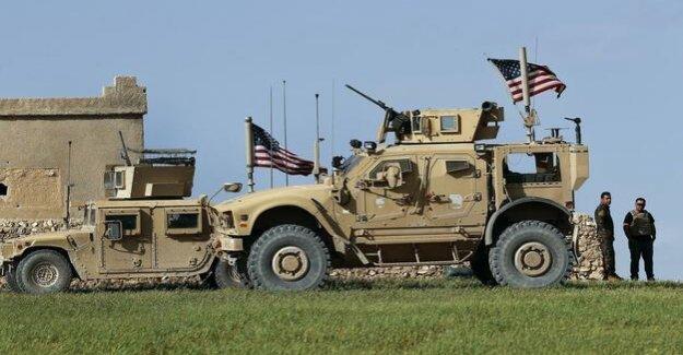 Trump under pressure : U.S. Senate votes against quick withdrawal from Syria