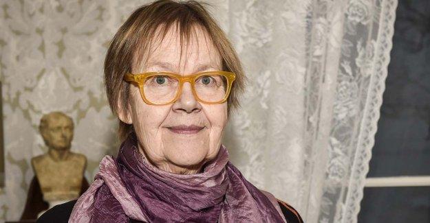 Tua Forsström – a gratifying choice